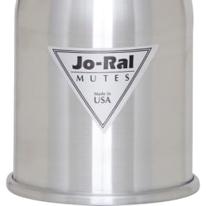 Jo Ral FR-1A Non-Transposing Aluminum French Horn Straight Mute