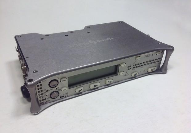 Sound Devices 722 Portable Digital Audio Recorder | VG-Line
