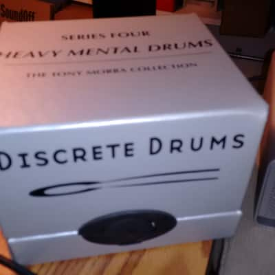 Drum Sample Library: Discrete Drums - Heavy Mental Drums, the Tony Morra Collection 2007