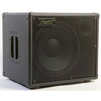 "Bergantino CN112 Carbon Neo 350-Watt 1x12"" 8 Ohm Bass Cab"