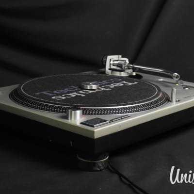 Technics SL-1200 MK3D Silver Direct Drive DJ Turntable in Very Good Condition