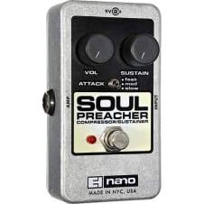 Electro Harmonix Soul Preacher Nano