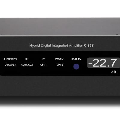 NAD - C 368 Integrated Amplifier | Music Direct | Reverb