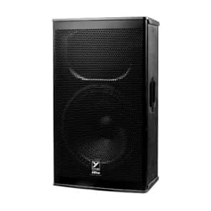 "Yorkville EF15P Active 15"" 2-Way 1200-Watt Powered Subwoofer"
