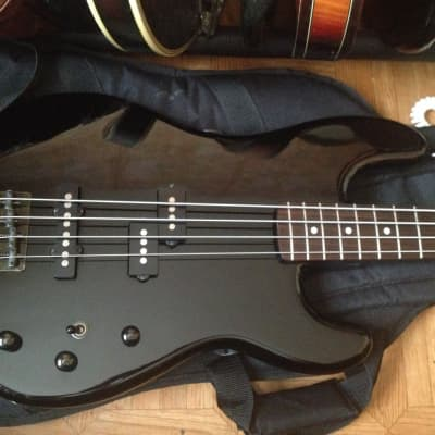 Fender Jazz Bass Special 1987 Black for sale