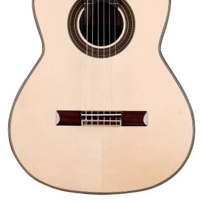 Hill Guitar Company New World 628-S 2019 Classical Guitar Spruce/Indian Rosewood for sale