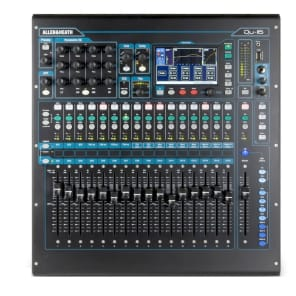 Gator G-TOURQU16 Allen & Heath QU16 Mixer Case