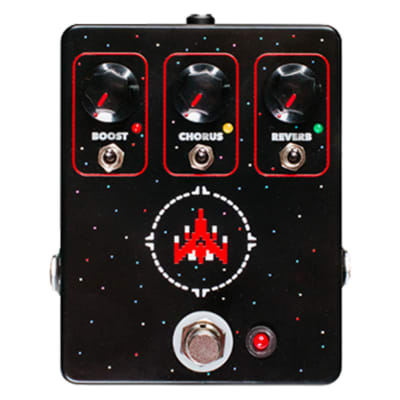 JHS Space Commander Chorus, Reverb and Boost Pedal for sale