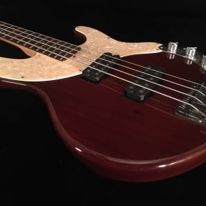 Robin Freedom Bass II 2001 Transparent Root Beer for sale