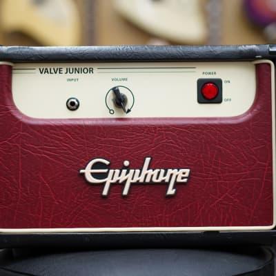 Epiphone Valve Junior 5w Tube Guitar Amplifier Head