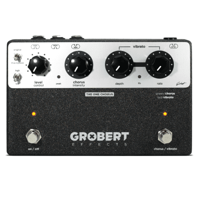 Grobert Effects // The One Chorus // Free Worldwide Shipping!