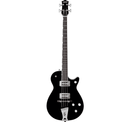 Gretsch G6128B Thunder Jet Bass, BLack for sale