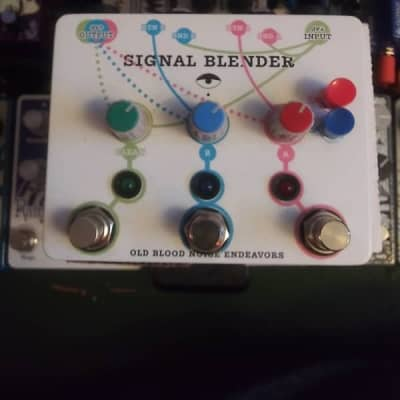 Old Blood Noise Endeavors Signal blender