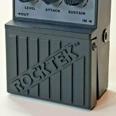 Rocktek COR-01 Compressor Pedal - Used - Vintage 1980s - Works Great! for sale