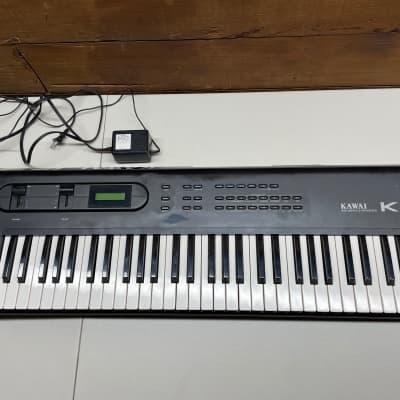 KAWAI K4 Vintage Digital Polyphonic Synthesizer Synth 1989