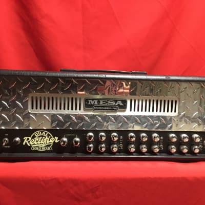 Mesa Boogie Mesa Boogie Dual Rectifier Solo Head for sale