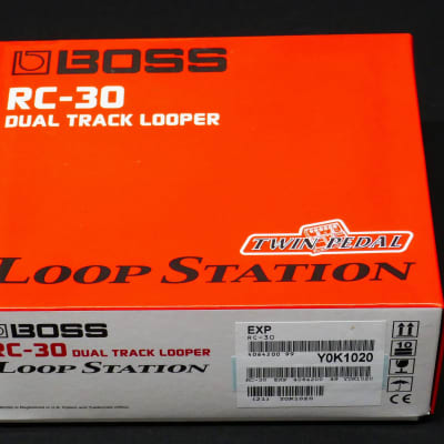 Boss RC-30 Loop Station