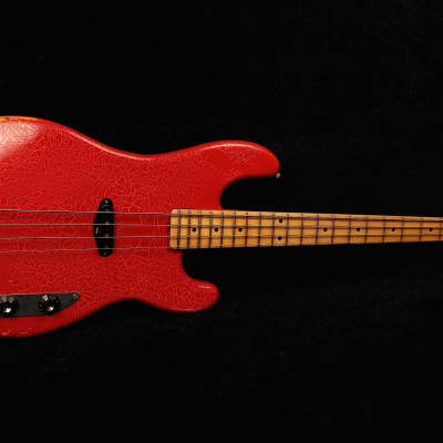 RebelRelic P-Series Bass Custom Dakota Red for sale