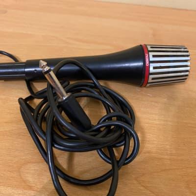 Lomo MD-300 Dynamic Microphone USSR Soviet Vintage