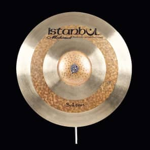 """Istanbul Mehmet 20"""" Sultan Medium Ride Cymbal"""