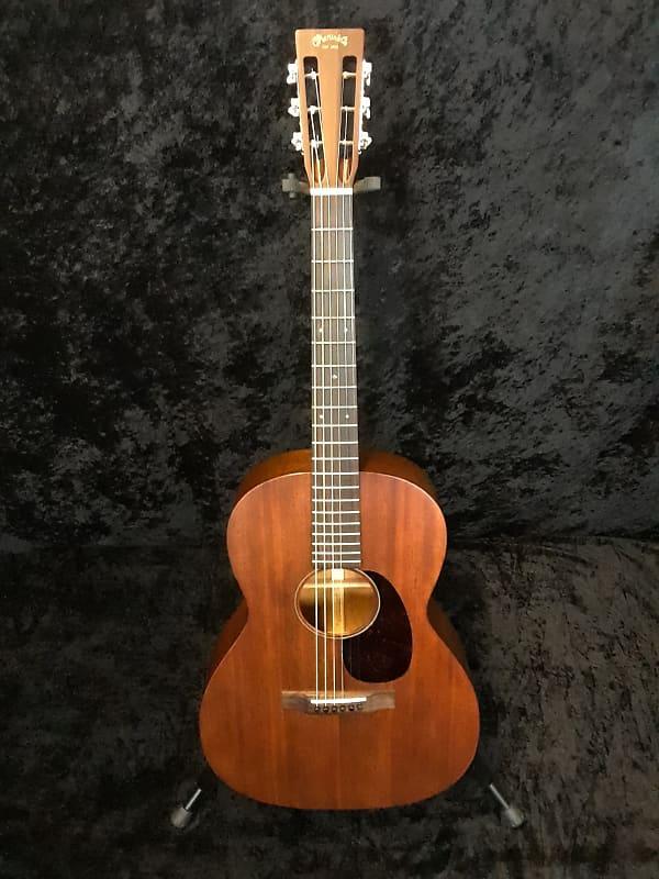 martin 000 15sm mahogany 12 fret acoustic guitar ooo 15sm reverb. Black Bedroom Furniture Sets. Home Design Ideas