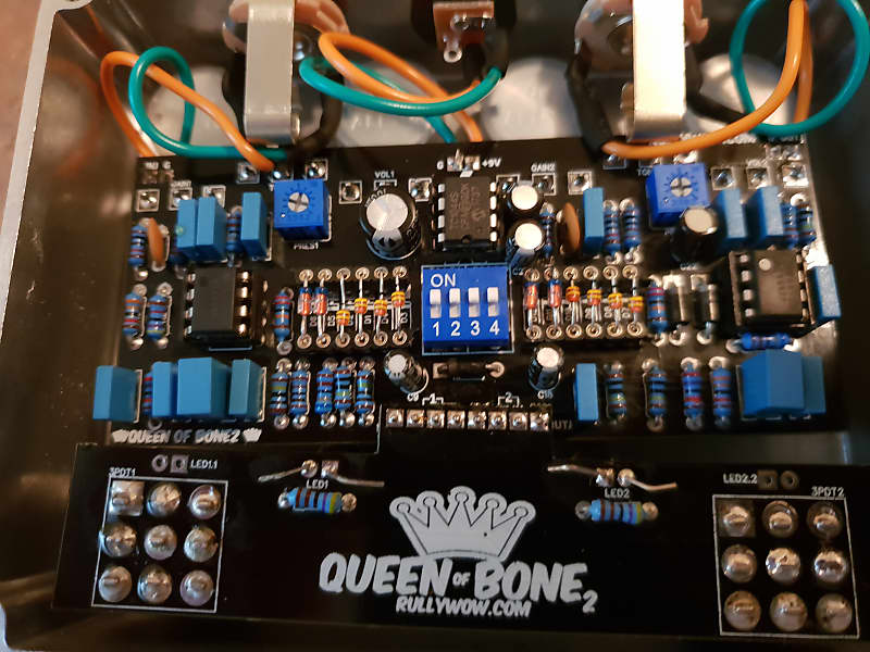 Rullywow Queen of Bone 2 | Cruz's Gear Outlet