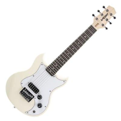 Vox SDC-1 Mini Electric Guitar - White