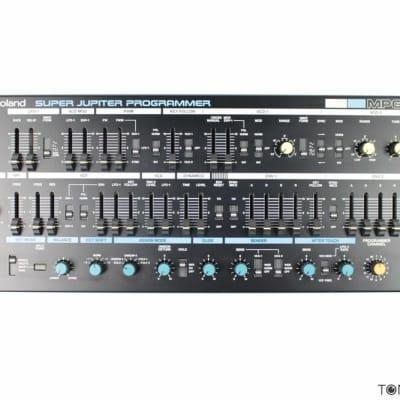 Roland MPG-80 Super Jupiter Programmer for MKS-80 Vintage Analog Synthesizer