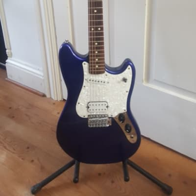 Fender/Squier Cyclone Hybrid 2001 Blue for sale