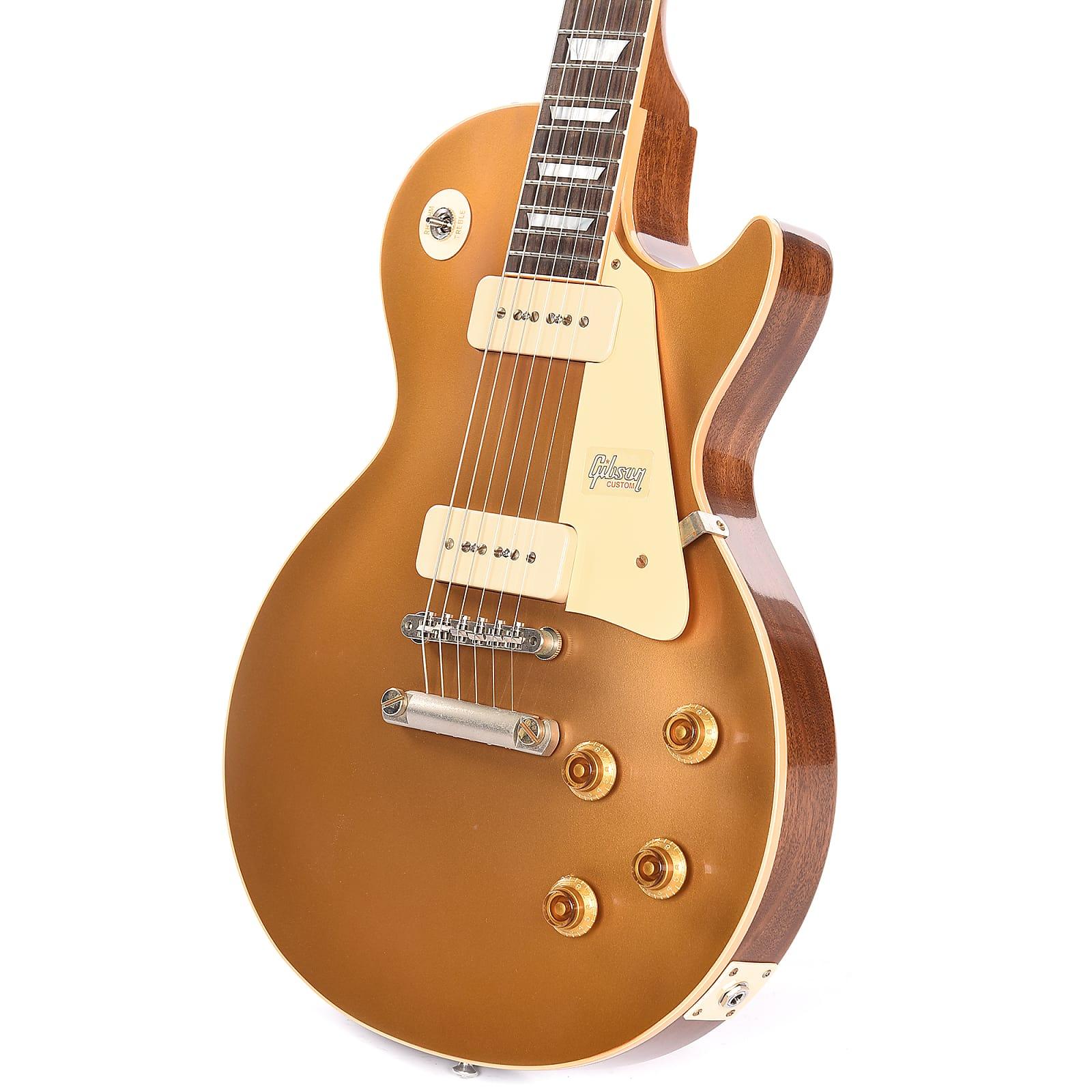 Gibson Custom 1956 Les Paul Goldtop VOS Serial 68150 Floor Model