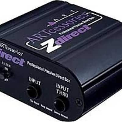 ART Zdirect Passive Direct Box