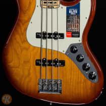 Fender American Elite Jazz Bass 2010s Standard image