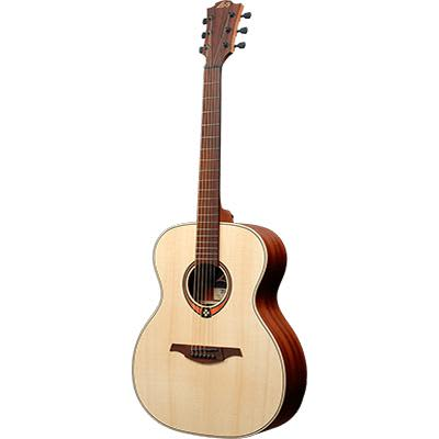 LAG T70A Auditorium Sitka Spruce Top Acoustic Guitar for sale