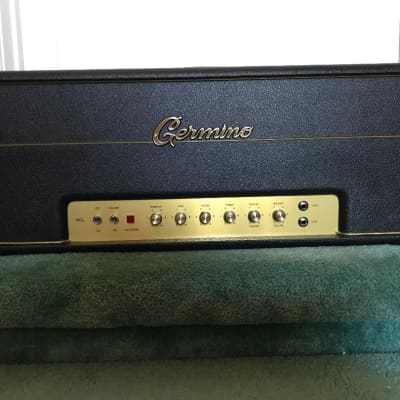 Germino MGL 50 Black, Number 16 for sale