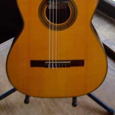 Manuel Velazquez The Estrella Brazillian Rosewood Classic Guitar for sale