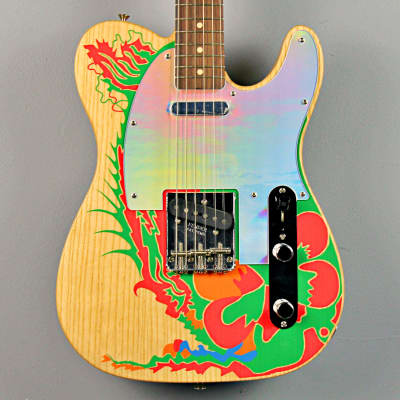 Fender Artist Series Jimmy Page Telecaster with Dragon Graphic