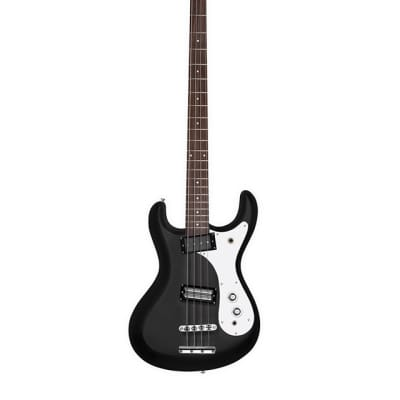 Danelectro '64 BASS Electric Bass Guitar Black for sale
