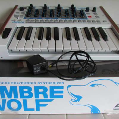 Akai Timbre Wolf 2015 White