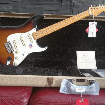 Fender Stratocaster Eric Johnson sign 2017/18 Sunburst for sale