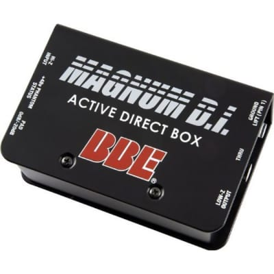 BBE DI50X Active Direct Box