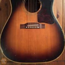 Gibson Southern Jumbo SJ 1957 Sunburst image