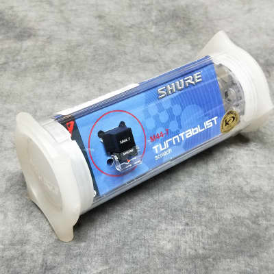 Shure M44-7 DJ Turntable  Cartridge With Stylus M447