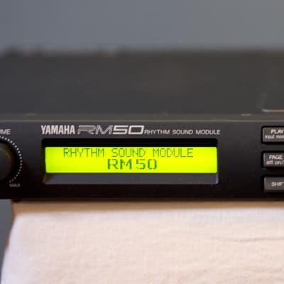 Yamaha RM50 Rackmount Programmable Drum Module