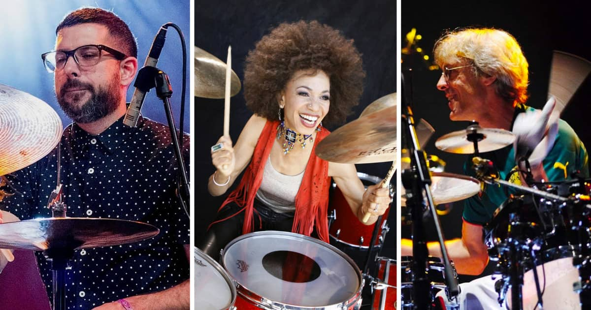 13 Drummers on Their Favorite Recorded Drum Sounds