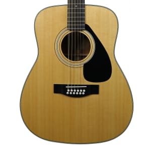 Yamaha FG-312 II 12-String Jumbo Dreadnought Natural