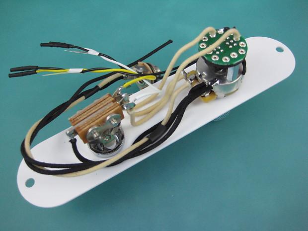 telecaster cabronita jazzmaster boracha custom shop wiring reverb. Black Bedroom Furniture Sets. Home Design Ideas