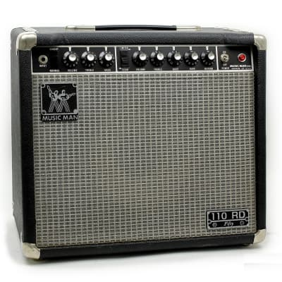 """Music Man 110 RD Fifty 50-Watt 1x10"""" Guitar Combo with Limiter 1982 - 1984"""