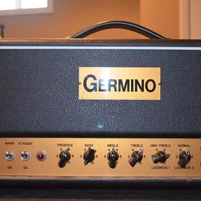 Early Germino Lead 55 Head for sale
