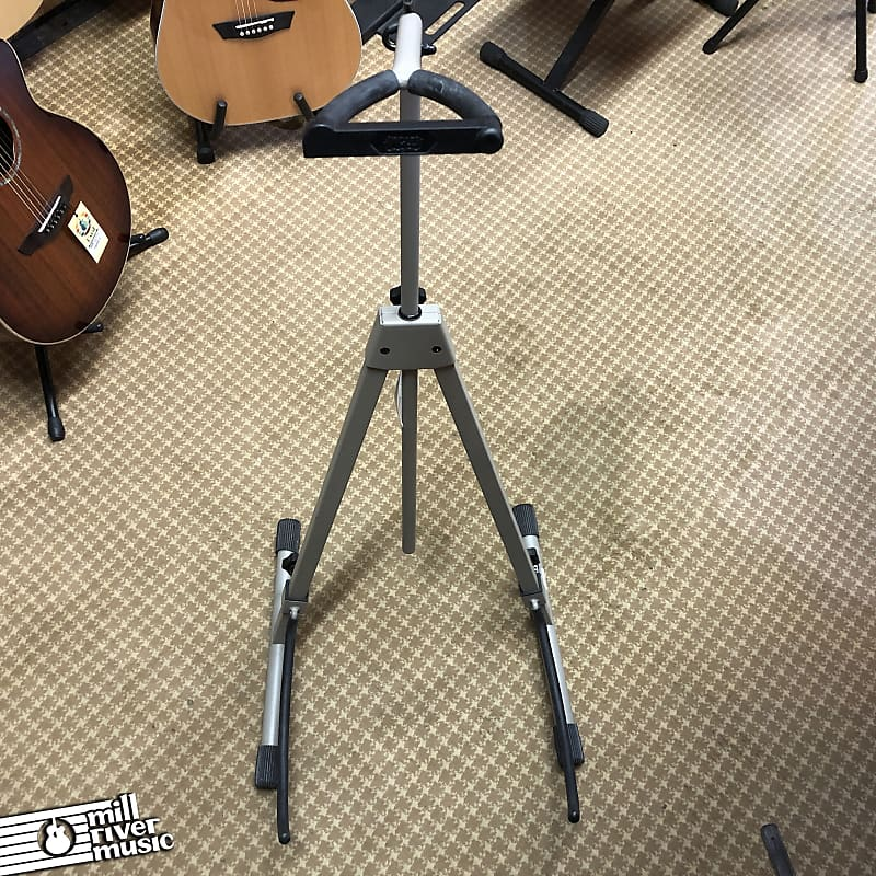 Ingles SA-22 Adjustable Folding Cello / Bass Stand w/ Bow Holder