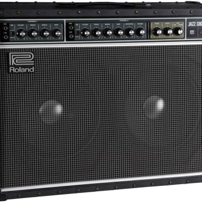 New Roland JC-120 Jazz Chorus Guitar Amplifier